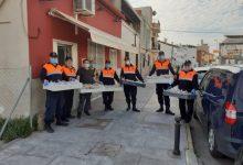 L'Ajuntament d'Almenara destaca el treball de Protecció Civil durant la pandèmia