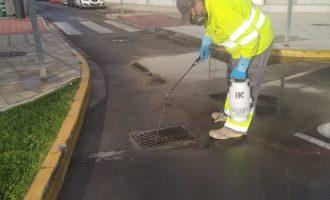 L'Ajuntament de Vinaròs aplica tractaments contra els mosquits
