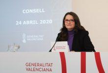 Oltra rep el I Premi dels Serveis Socials Europeus 2020