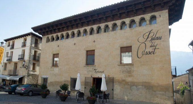 La Diputació eximeix del pagament del cànon anual del Cardenal Ram de Morella i el Palau dels Ossets de Forcall per la crisi de la COVID-19