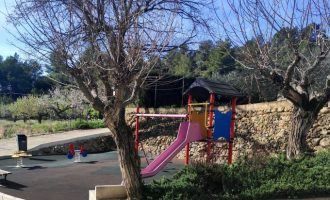 L'Ajuntament de l'Alcora condicionarà les zones de jocs infantils de diversos parcs