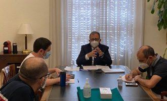 La Diputació de Castelló ultima el redissenye del pressupost per a reforçar les actuacions que ajuden a la reactivació econòmica i social de la província