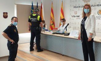 Vila-real, primer municipi de la província a realitzar test ràpids per a la detecció de la COVID-19 a la plantilla de Policia Local i Protecció Civil