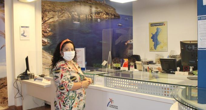 Castelló reabre al público la oficina de turismo central y el 22 de junio activará las de la playa
