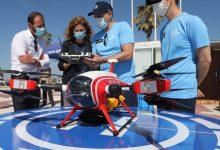 Castelló controlará la ocupación de sus playas con dron e inteligencia artificial para evitar concentraciones
