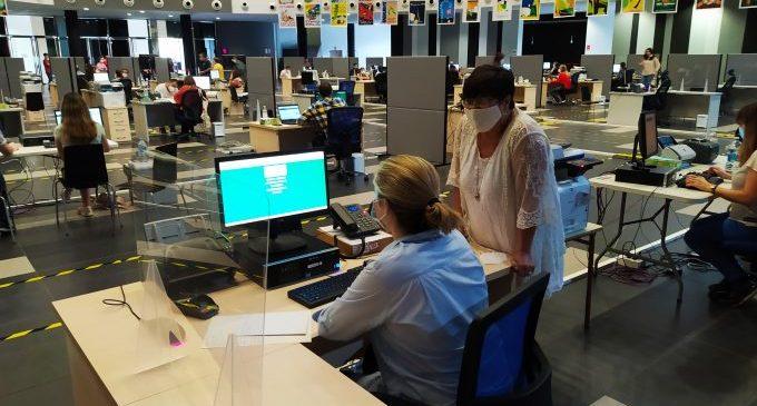 L'Oficina d'Habitatge de Castelló recupera l'atenció presencial i reforça el seu servei de mediació
