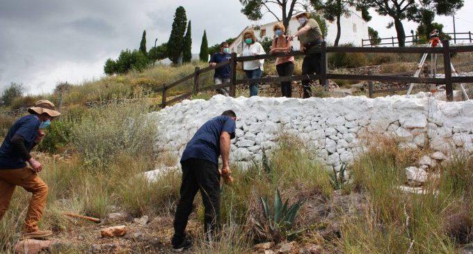 Cultura inicia les excavacions per a la recuperació del Castell Vell coincidint amb la reobertura del MUCC