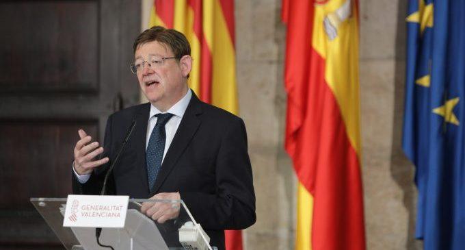 Puig demanarà el pas de tota la Comunitat Valenciana a la fase 3 a partir del 15 de juny amb mobilitat entre les tres províncies