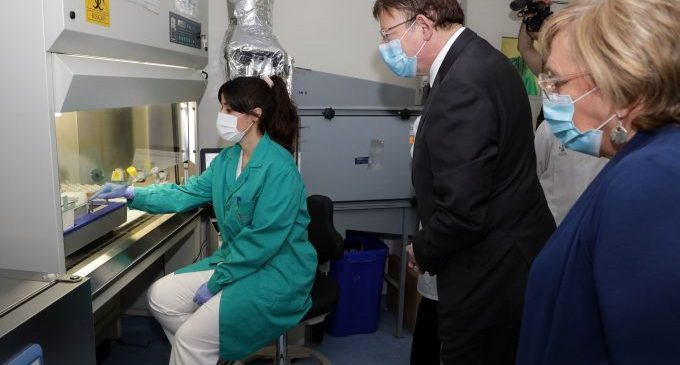 Fisabio participa en el desenvolupament d'un nou test per a diagnosticar la COVID-19 de forma més ràpida i precisa