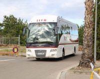 L'Ajuntament obri el termini per a sol·licitar les targetes del bus Borriana-UJI 2021