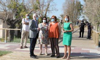 Marco posa en valor la restauració ambiental del Gurugú amb una inversió de 250.000 euros