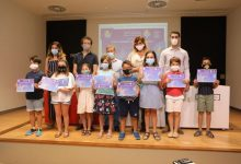 L'alumnat de Castelló li posa nom a la  mascota del projecte 'Ningú sense la seua ració diària'