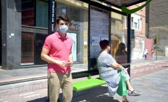 Castelló recupera el seu servei d'autobús pràcticament amb normalitat
