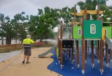 Vinaròs es prepara per al retorn als parcs infantils