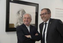 La Diputación reabre Les Aules con la exposición de pintura de Amat Bellés y garantizando todas las medidas de protección