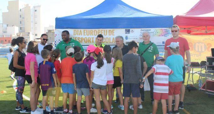 Més de 200 xiquets i xiquetes de Borriana podran participar en el VII Campus Multiesportiu Saludable d'estiu adaptat amb mesures anti covid-19