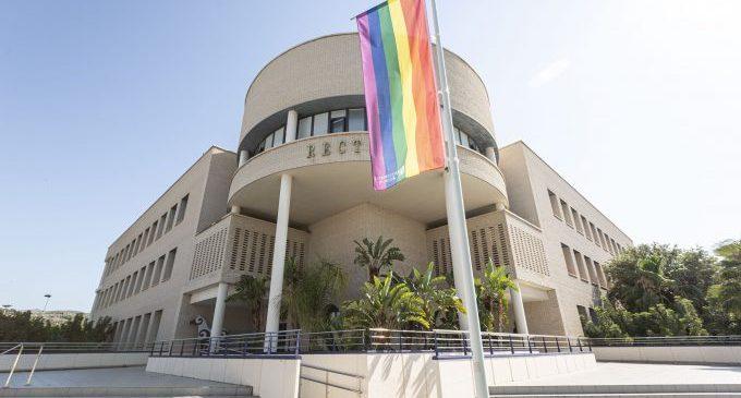 L'UJI commemora el Dia Internacional de l'Orgull LGTBI
