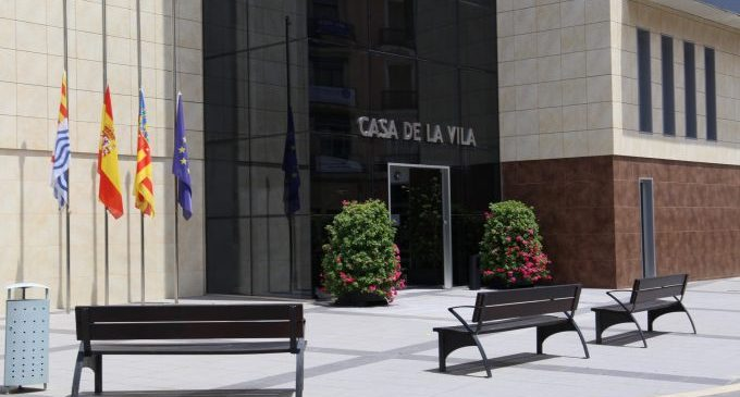 Dol oficial en Vila-real per les víctimes de la COVID-19