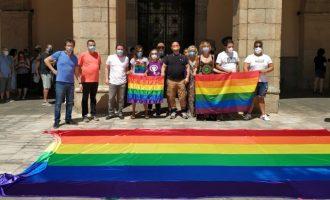 Castelló celebra el Dia de l'Orgull LGTBI dedicat a les dones