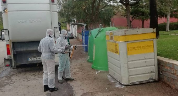 L'Ajuntament d'Almenara rebrà 42.000 euros de la Diputació de Castelló per a la lluita contra la COVID-19