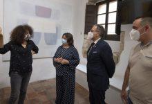 La Diputació renova l'estructura del Museu d'Art Contemporani de Vilafamés afectada per un projectil de la Guerra Civil
