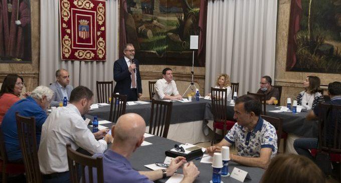 José Martí : «Els vertaders protagonistes de la Diputació del canvi són els ajuntaments»