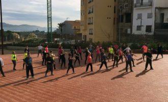 L'Alcora ofrece espacios públicos al aire libre a empresas dedicadas a la actividad física