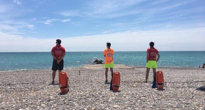 Nules cierra la playa del Bovalar por contaminación de origen residual y les Marines consigue bandera azul