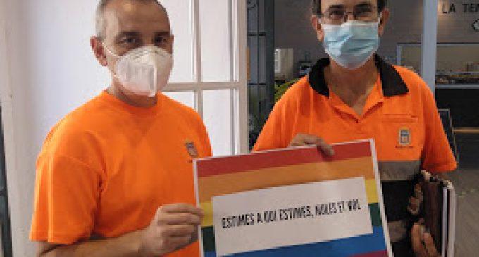 """Nules dóna suport al col·lectiu lgtbi amb la campanya """"km per la diversitat"""""""