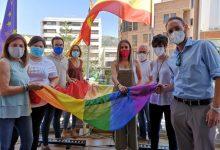 El Ayuntamiento de la Vall d'Uixó conmemora el Día del Orgullo LGTBIQ+