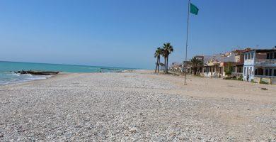 """Esteban: """"Les platges de Nules són de qualitat gràcies al respecte i conscienciació de la ciutadania"""""""