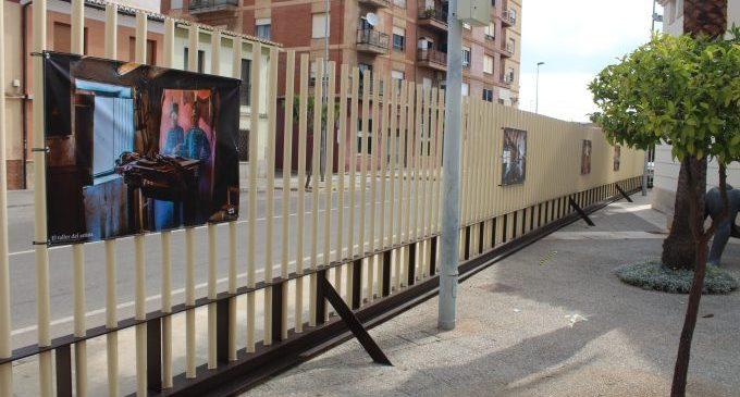 Nules alberga una exposició inèdita d'Enrique Giner a l'aire lliure