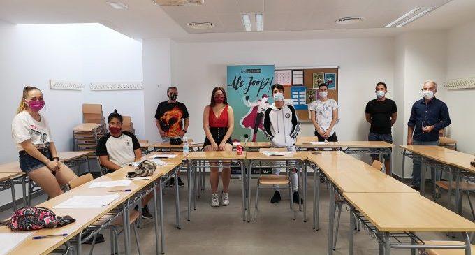 L'Ajuntament de la Vall d'Uixó reprén el programa 'Jove oportunitat'