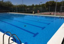 Los cursos de natación de Almenara arrancan este lunes
