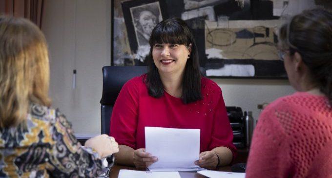 """La Diputació obri la residència de Penyeta Roja a l'alumnat d'estudis reglats per a garantir """"la igualtat d'oportunitats"""""""