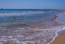 Borriana tanca temporalment per al bany la platja de la Malva-rosa per la presència de contaminació d'origen residual