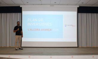 """Falomir anuncia un plan de inversiones de 500.000 € para """"seguir mejorando l'Alcora"""""""