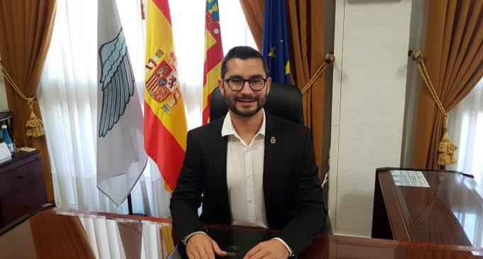 """Falomir: """"Hemos aprobado por unanimidad el plan de impulso de l'Alcora porque sus medidas ayudan a la gente"""""""