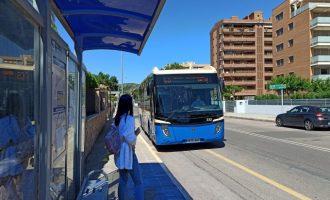 El servei d'autobús entre Benicàssim i Castelló amplia la seua freqüència