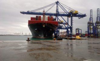 Troben el cos de l'estibador desaparegut en el Port de Castelló el passat 28 de maig