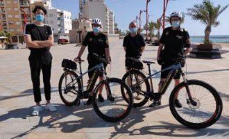 El Ayuntamiento de Vinaròs adquiere dos bicis eléctricas para la Policía Local