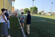 Noranta menors inicien l'escola esportiva d'estiu municipal de Benicàssim