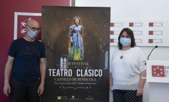 El XXIII Festival de Teatro Clásico de Peñíscola contará con ocho compañías referentes de toda España