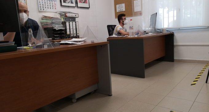 L'Ajuntament de la Vall d'Uixó fixa el protocol per a la reincorporació presencial en tots els departaments el 8 de juny