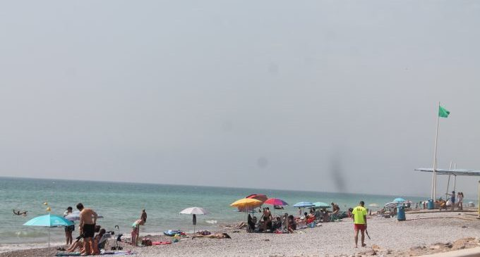 La platja Casablanca d'Almenara estarà tancada la nit de Sant Joan