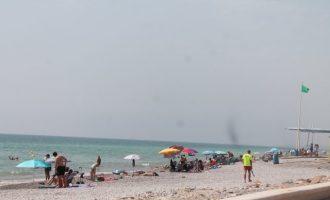 Almenara reforça els controls a la platja durant la segona meitat d'agost