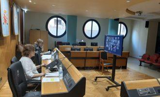 Borriana proposa una sessió d'observació astronòmica i música en directe per a la nit de 'Sant Roc'