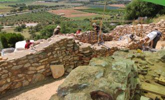 Comienzan las obras de restauración y revalorización en el Puig de la Nau de Benicarló