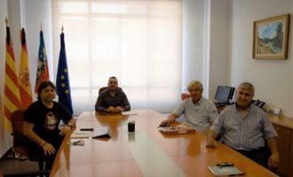 L'Ajuntament de Vila-real dóna suport als agricultors en les seues reivindicacions pels danys de la plaga del cotonet