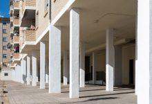 Vivienda desinfectará los elementos comunes de los edificios del grupo San Lorenzo de Castelló de la Plana